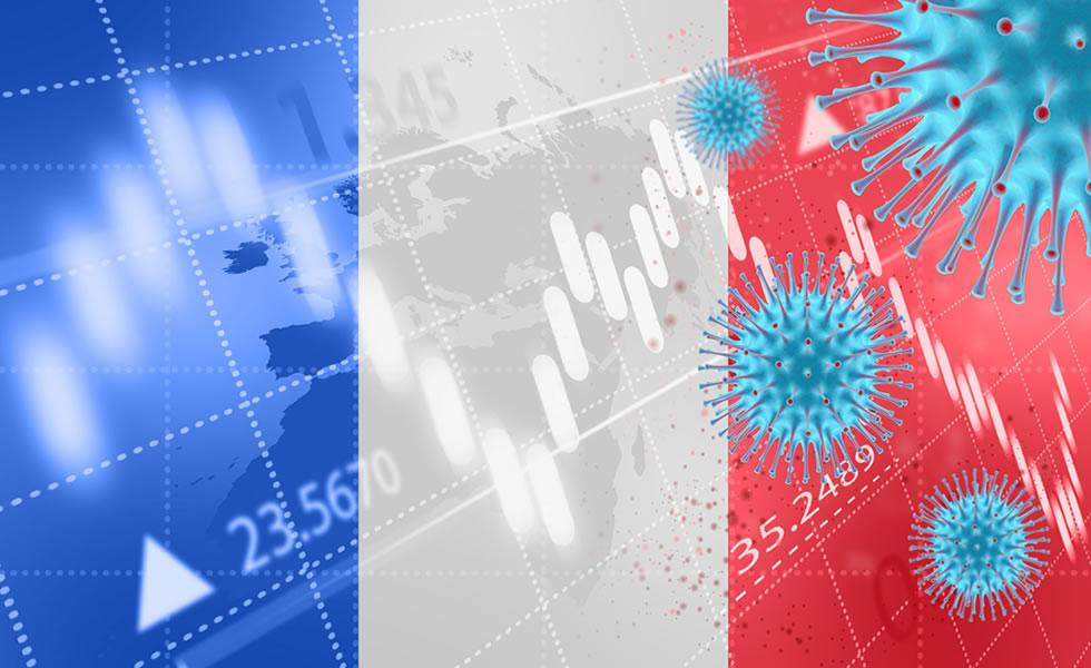 Francia es el país de Europa con más casos de Covid-19